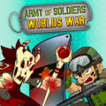 Army of Soldiers Worlds War