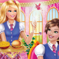 Princesses Burger Cooking