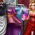 Sery Haute Couture Dolly Dress Up H5